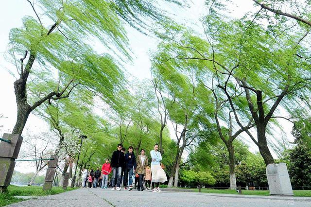 天津昨日最高气温破30℃ 今起冷空气带来大风降温