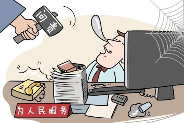 天津市建委以治庸治懒的疾风厉势向不作为不担当宣战