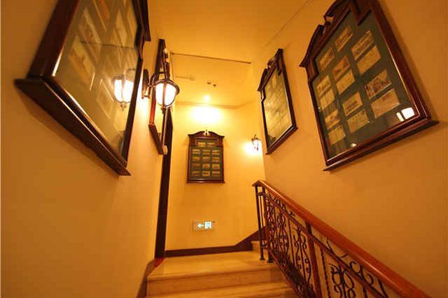 利顺德是中国第一家拥有专属博物馆的豪华酒店