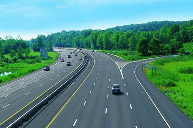 天津津滨高速新增16个智能监控设备 五一投入使用