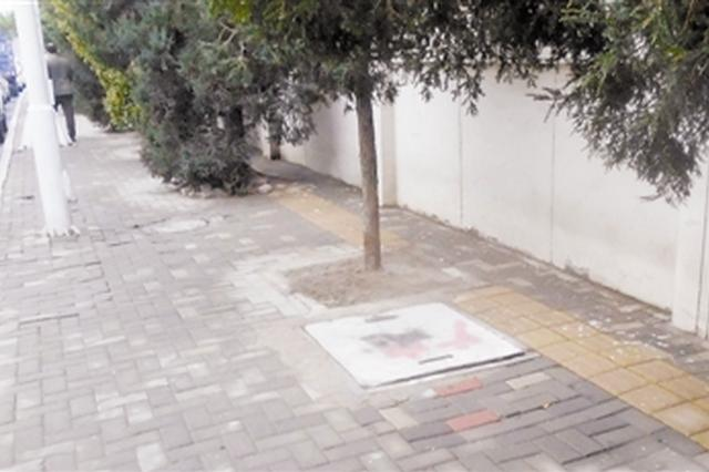 """缺乏维护管理  天津这的无障碍设施为何""""碍手碍脚"""""""