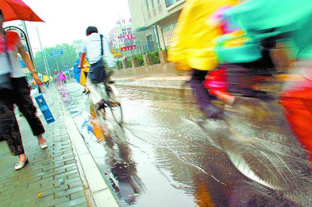 天津高温晴热接力凉爽降雨 未来气温起伏较大