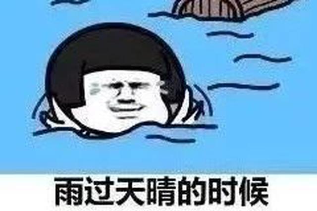 津城今晨有雨下午5级大风 这周天气真的是……