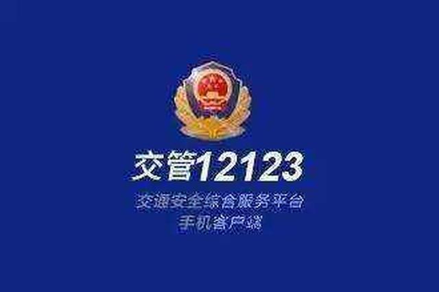 """天津人注意!网上办理车务当心""""高仿"""" APP"""