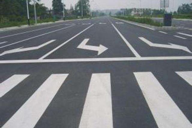 天津开展专项行动 排查整改普通公路交通标线