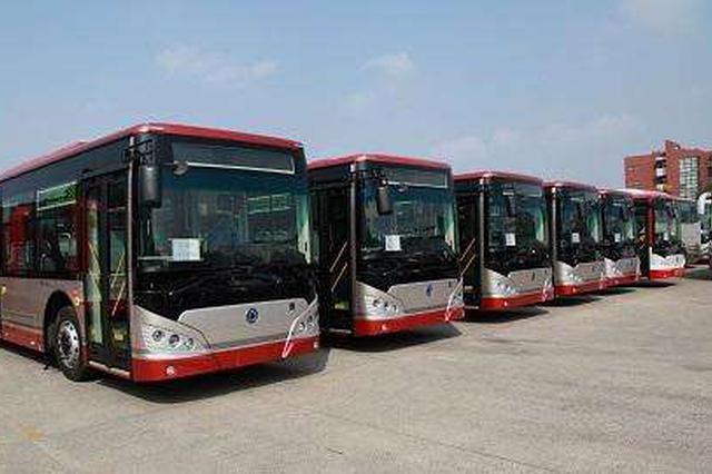 天津公交114路开通 空港经济区地铁站至西区江泰路