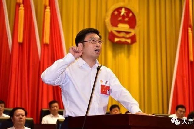 权威发布:白凤祥当选西青区人民政府区长