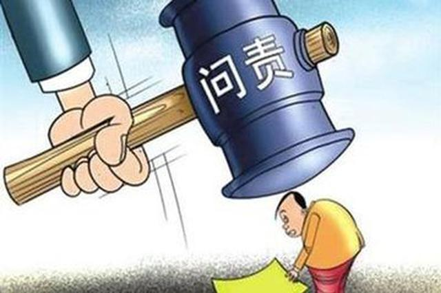 天津市通报4起不作为不担当典型问题