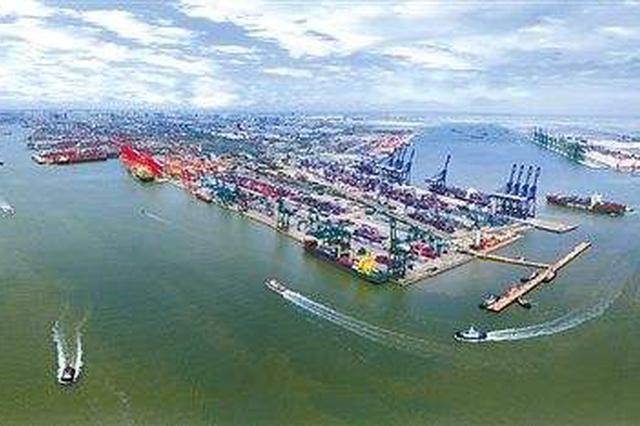 天津港两条航道扩能增效 最大单向提升至10万吨级