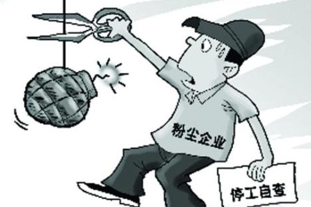 """天津两企业存在安全隐患 被挂""""黄牌"""""""