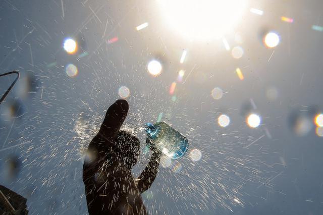 又要热了!天津重回35℃高温 周末降雨又来袭