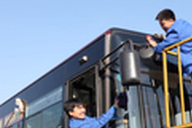 大港公交线路网进一步完善 滨海公交新开930路