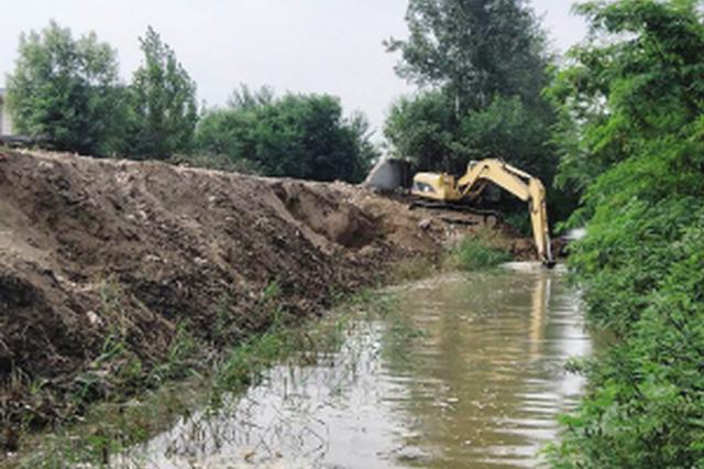 未办手续就施工开发商够任性 杨柳青镇政府已经责令停工