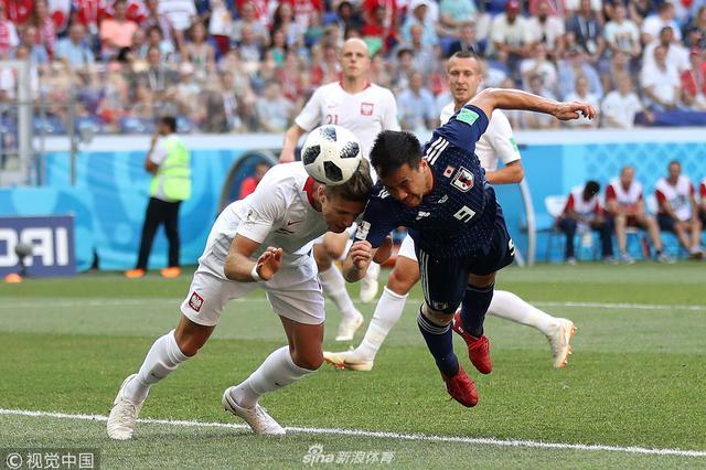 世界杯-日本0-1负波兰 凭黄牌数少优势小组出线