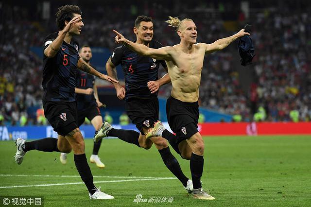 世界杯-苏巴西奇再发威 克罗地亚点球淘汰俄罗斯