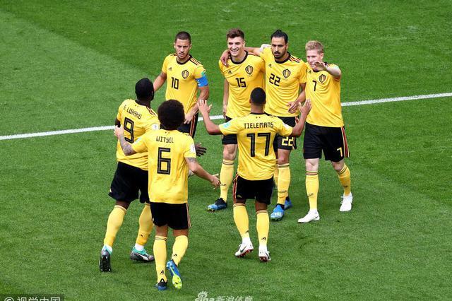 世界杯-穆尼耶阿扎尔破门 比利时2-0英格兰夺季军