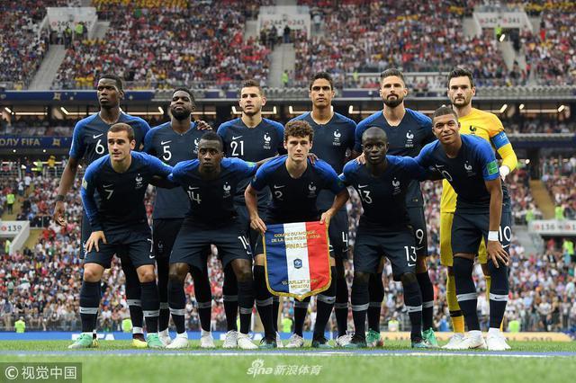 """二次捧得大力神杯 这次法国靠""""多国部队""""夺冠?"""