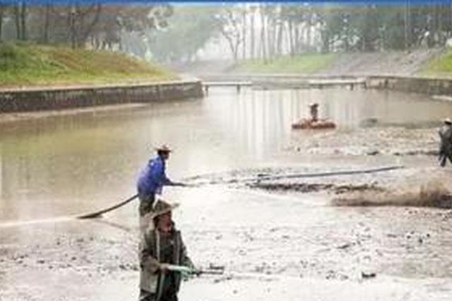上半年3.19亿立方米滦水入津 于桥水库完成底泥清淤