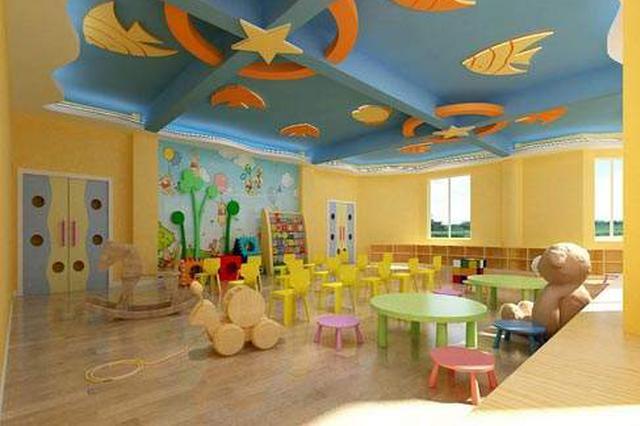 东丽舒畅园幼儿园、嘉春园幼儿园计划年内竣工