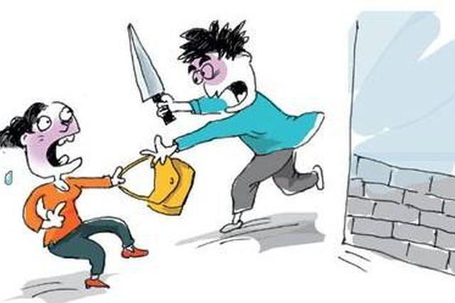 天津一女子楼道遭遇抢劫 机智应对化解危机