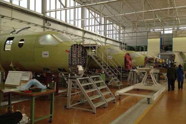 2020年天津将成全国三大干支线飞机生产基地之一