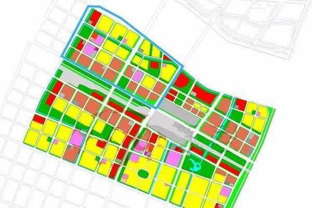 天津宝坻南站规划调整 欲打造高铁新城