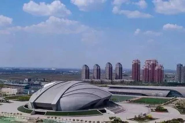 静海要建中德生态城 力争津雄城际设站