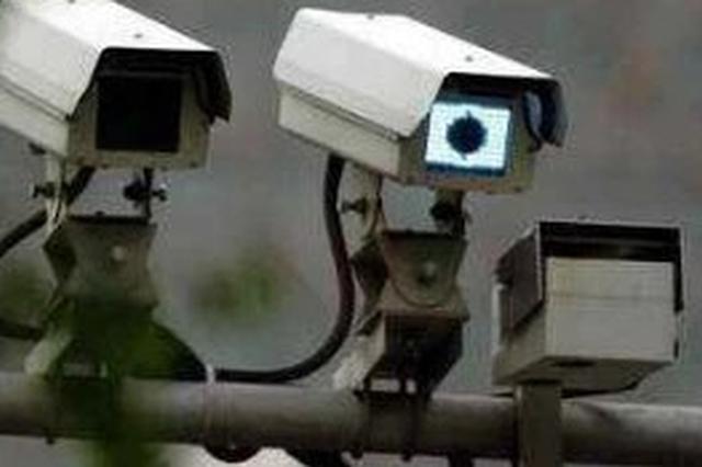 """非机动车和行人注意!滨海""""人脸识别""""电子警察来了"""