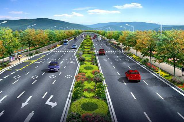 津城区1569条路分三个等级 完善设施管理