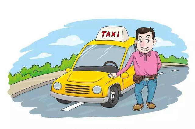 天津查处出租车违法违规行为80起