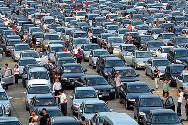 津城发布中秋节高速公路施工易堵等路段提示