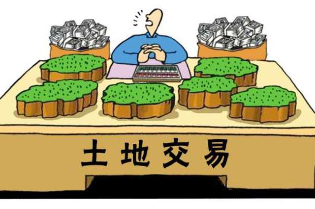 """武清一地块近16亿元出让 12宗地块抢占""""金九银十"""""""