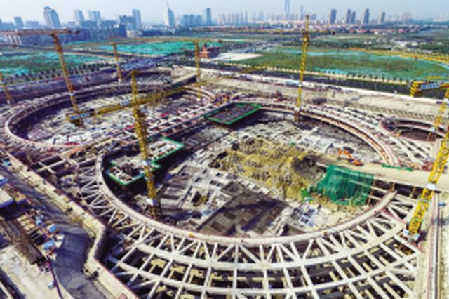 一中心医院扩建工程即将破土而出