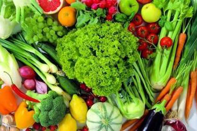 天津33种鲜菜22种降价 食品价格回落趋稳