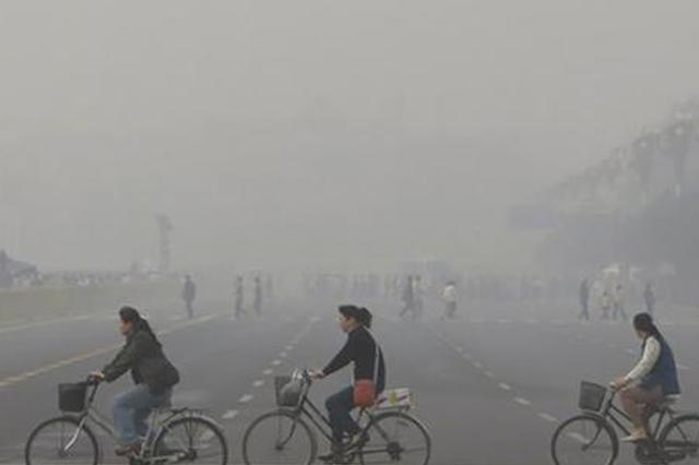 辖区大气污染问题多发 市环保局约谈7个街镇党政负责人