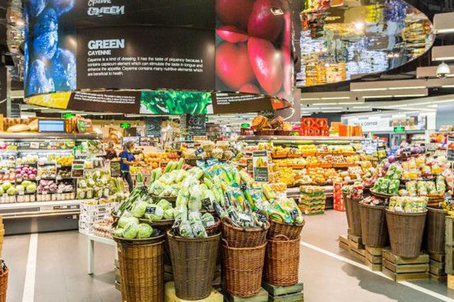 前三季度天津口岸食品進口額增長12%