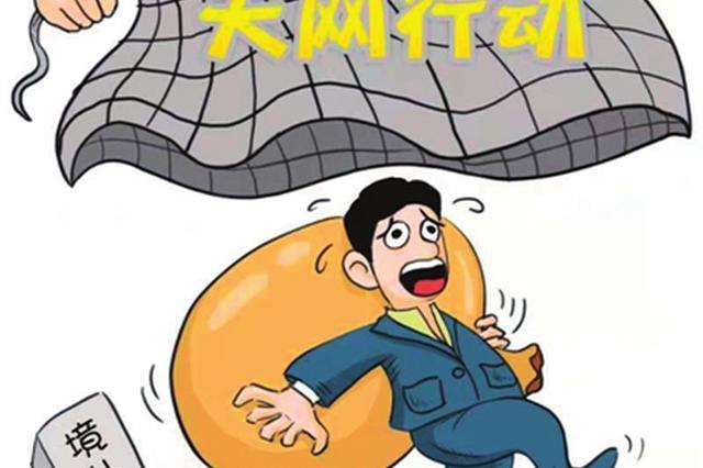 天津已从17个国家劝返和缉捕70名外逃人员