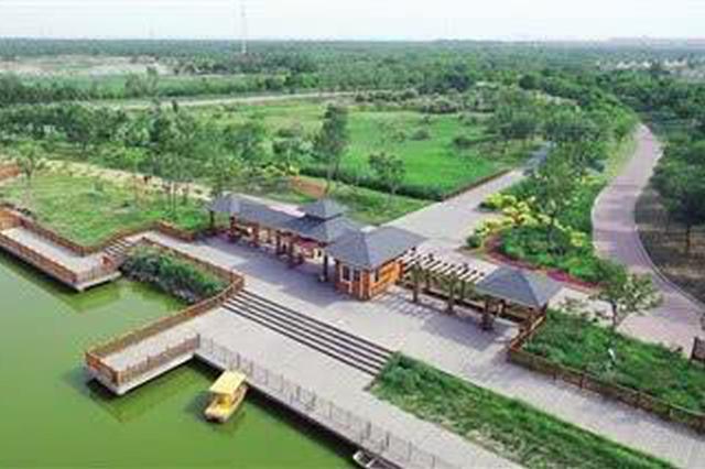 人与自然和谐共处 滨海新区打造生态宜居新城