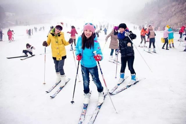蓟州3大滑雪场开场营业 门票价格与去年基本持平