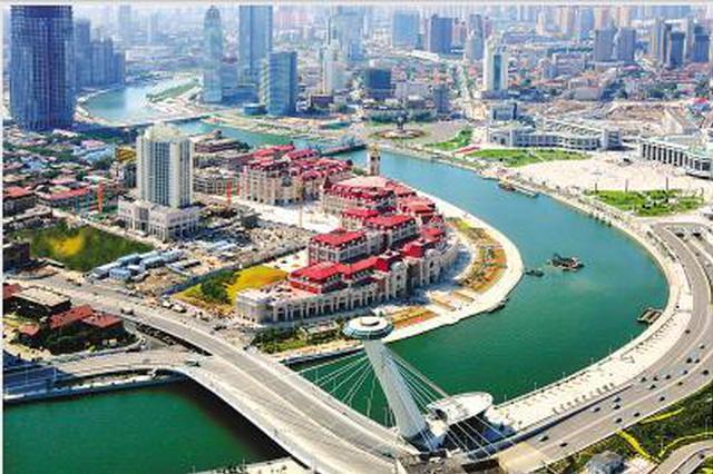 加大整治力度 维护天津市容环境