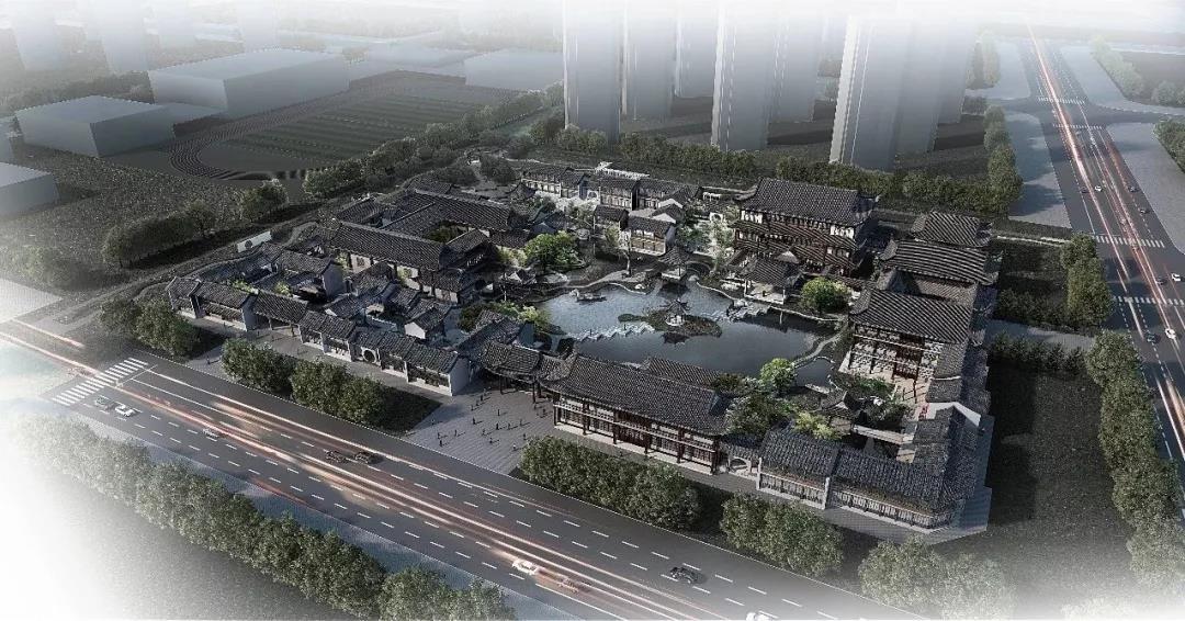 """天津南站将建""""园林街区"""" 占地3万平方米"""