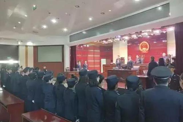 天津集中宣判一批涉黑涉恶案件 上百人被判刑
