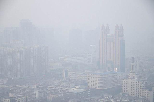 """天津本周不冷有""""霾""""出没 17日最高气温8℃"""