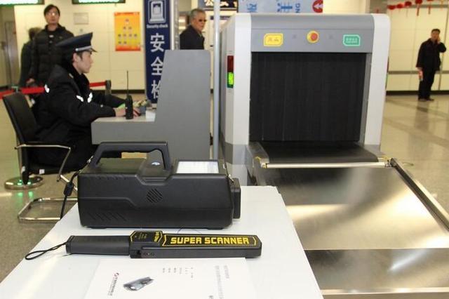 天津地铁禁、限带物品合集 通过安检再也不用发愁