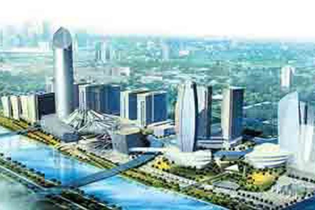 天津南站打造传承非遗地标街区 占地3万平方米