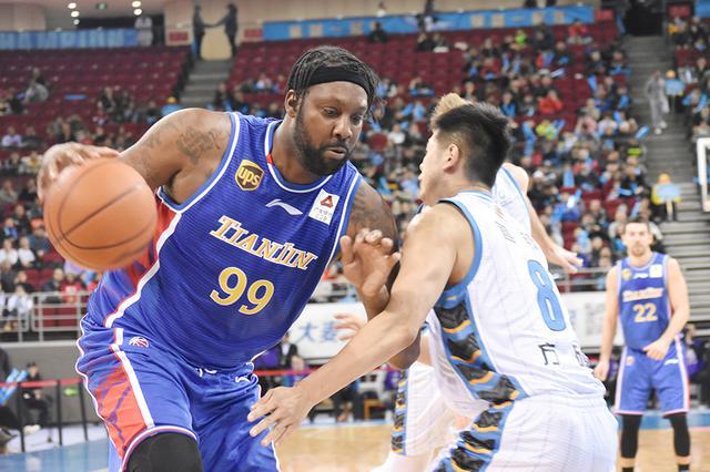 天津男篮客场不敌北京 布拉切还需要时间找回状态