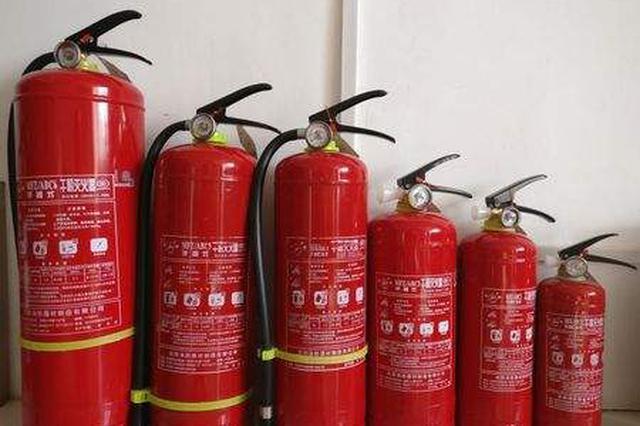 大港消防特勤支队开展消防产品质量监督检查工作
