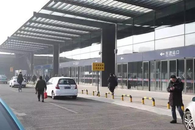 春运将至天津西火车站接送站行车停车有调整