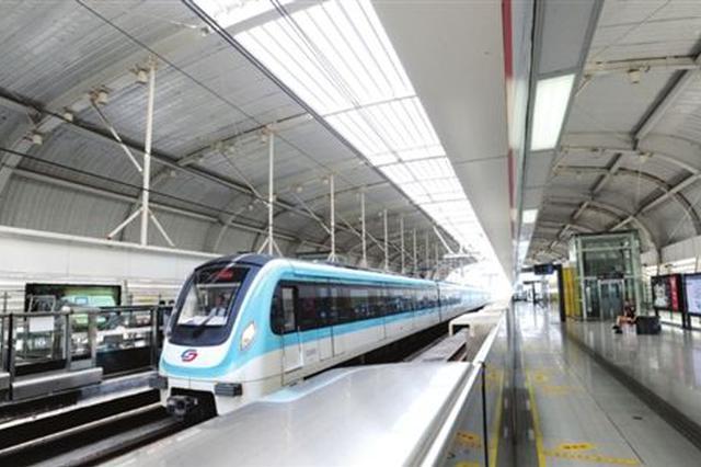天津地铁10号线一期工程建设施工全面提速