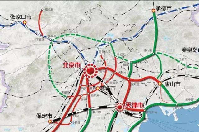 王魁臣代表透露:今年开建至北京新机场联络线